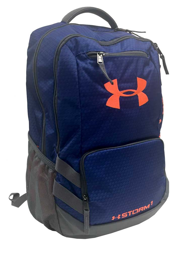 Under Armour Storm Hustle II Backpack 1263964 by Under Armour
