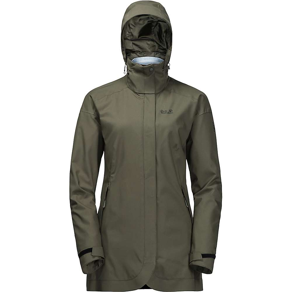 Jack Wolfskin Women's Ruunaa 3 in 1 Jacket