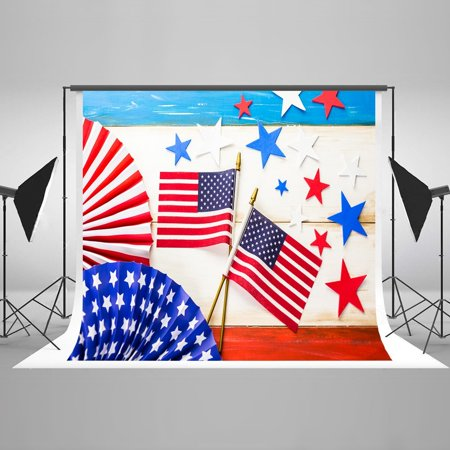 hellodecor polyster photography backdrop 4th of july photography
