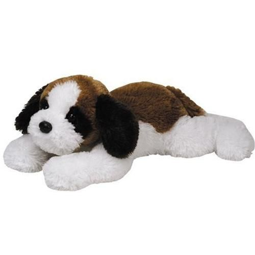 Yodeler Brown White Dog Dog Puppy Stuffed Animal By Ty 20033