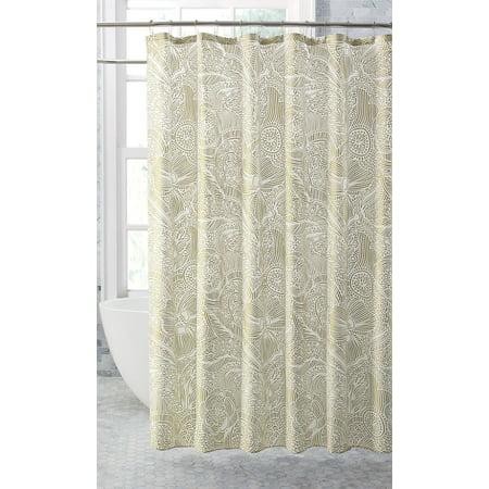 VCNY Home Harper Metallic Floral 72