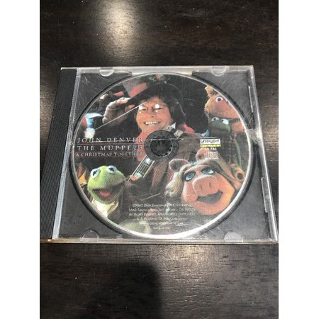 A Christmas Together by John Denver/The Muppets (CD, (John Denver & The Muppets A Christmas Together)