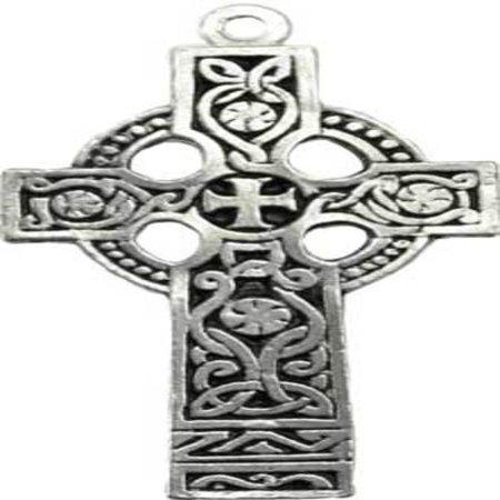 - Celtic Sun Cross amulet-2