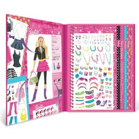 Fashion Angels Barbie Sticker Stylist](Barbie Stickers)