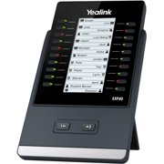 Yealink EXP40 High-Performance LCD Expansion Module - LCD - Wall Mountable