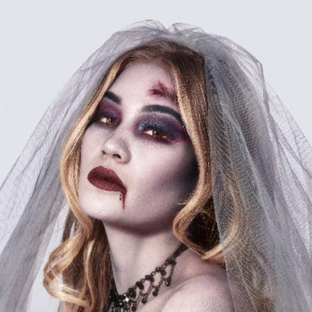 Zombie Bride Halloween Makeup Collection