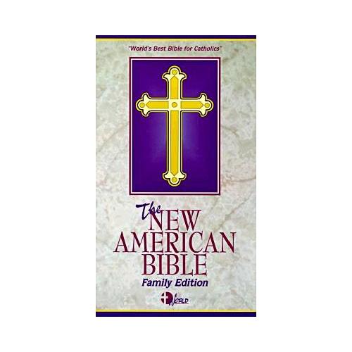 Catholic Family Bible-NABRE