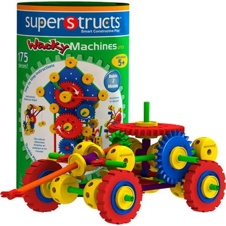 Wacky Machine