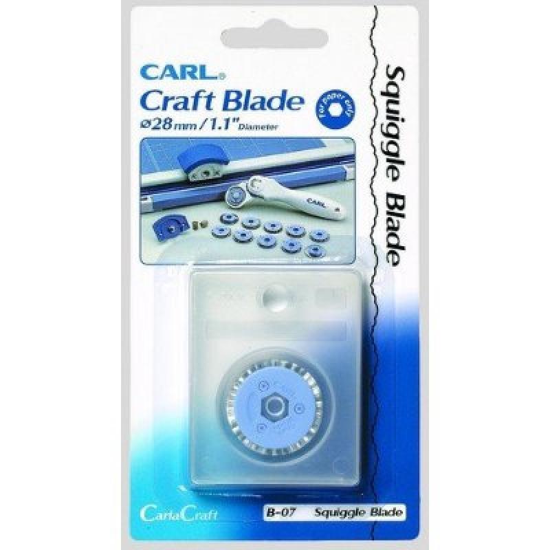 CARL B-07 Squiggle Blade