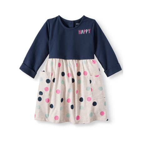 Knit Dress (Toddler Girls) - Vans For Toddler Girls