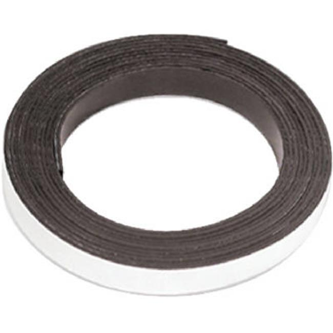 Master Magnetics 07011 0.5 x 30 in. Roll Flexible Magnetic Tape - image 1 de 1