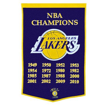 Los Angeles Lakers 24