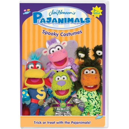 Pajanimals: A Very Pajanimals Halloween (DVD)