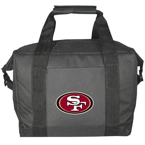NFL San Francisco 49ers 12-Pack Kooler Bag