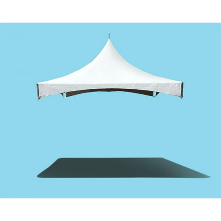 Party Tents Direct High Peak Frame Canopy Tent Top, 10' x