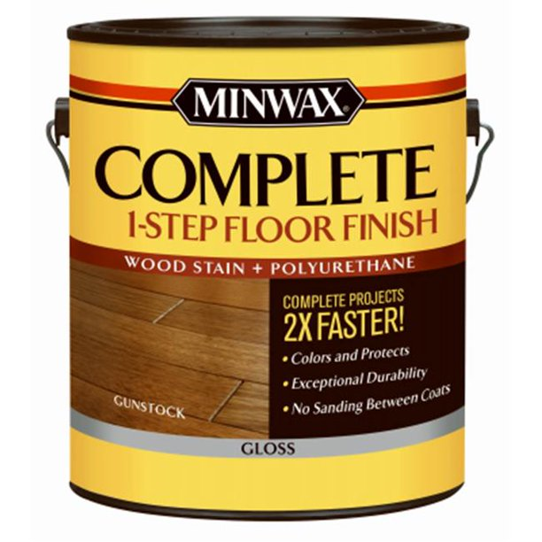 Minwax Complete 1 Step Wood Stain