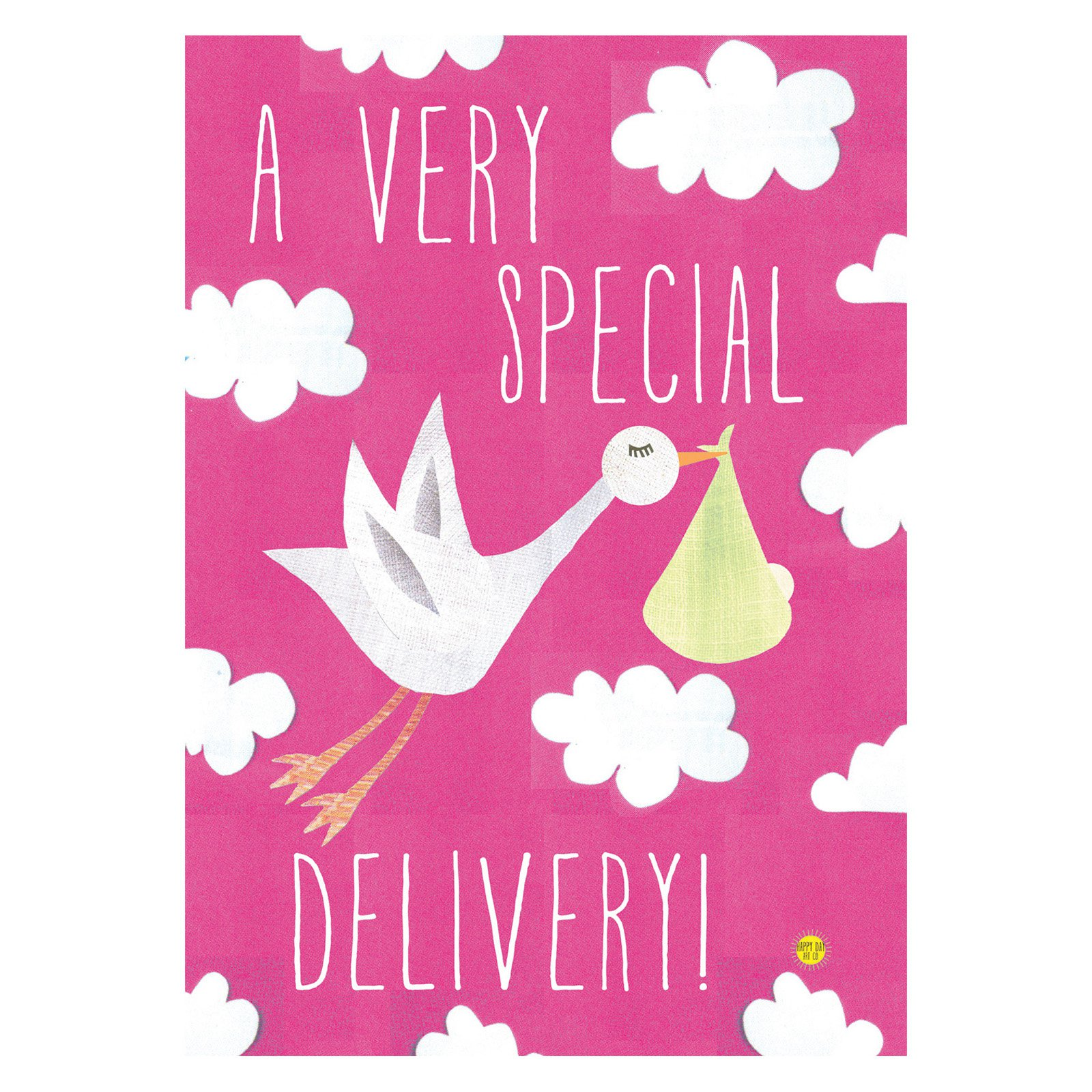 Toland Home Garden Special Delivery Girl Flag by Toland
