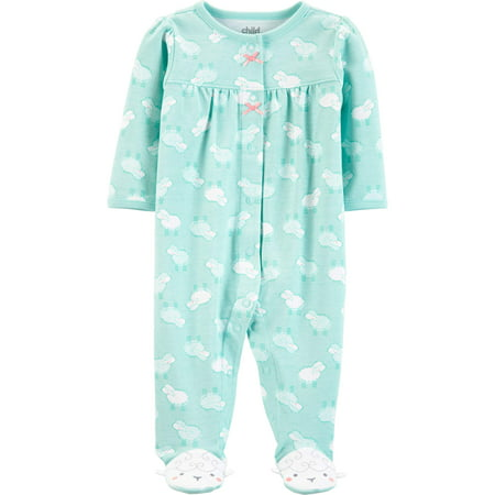 Sleep N Play (Baby Girls) (Carter's Baby Halloween)