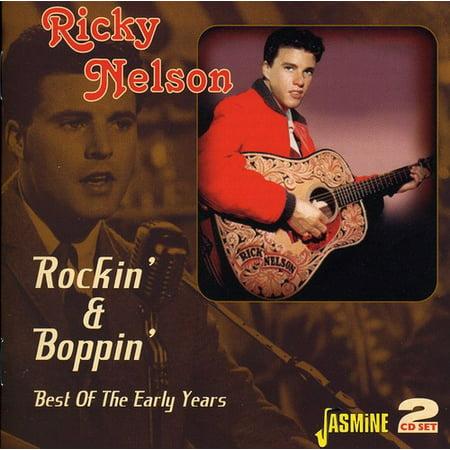 Rockin Halloween Songs (Rockin & Boppin Best of the Early)