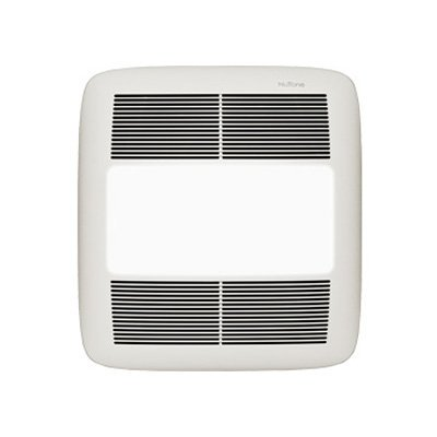 Nutone Ultra X1 Multi-Speed Series 110 CFM Fan/Light/Night