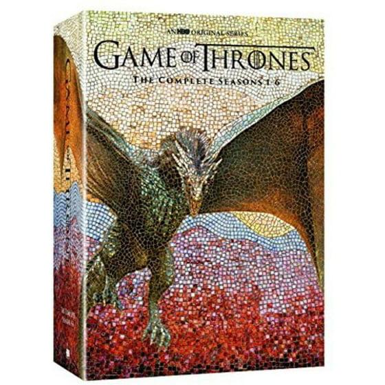 Game of Thrones: Season 1 - Season 6 (DVD)