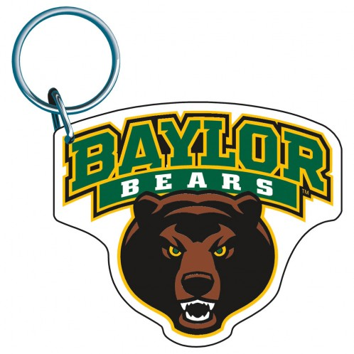 Key Ring Baylor Bears