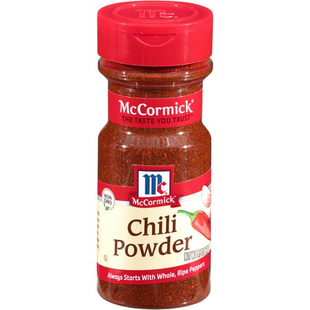 McCormick Chili Powder, 4.5 oz (Chipotle Chili Powder Vs Ancho Chili Powder)