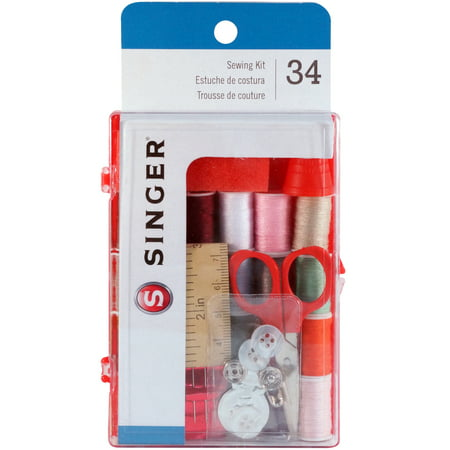 Singer Deluxe Sewing Kit in Storage Box (Janome Sewing Kit)