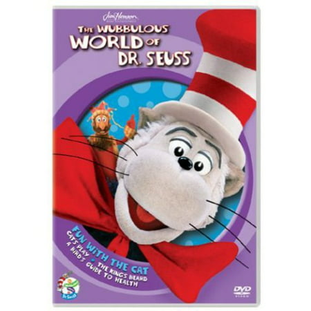 Wubbulous World Of Dr Seuss Fun W/the Cat [dvd/ff 1.33/stereo]-nla (Sony Pictures)