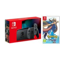 Nintendo Switch Neon Console New 2019 Version with Mario Kart 8 Deluxe Bundle