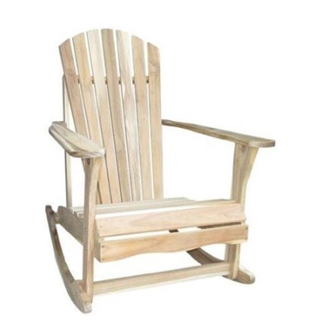 Adirondack rocker Unfinished