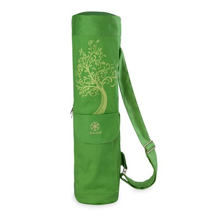 Gaiam Cargo Yoga Mat Bag, Tree of Wisdom