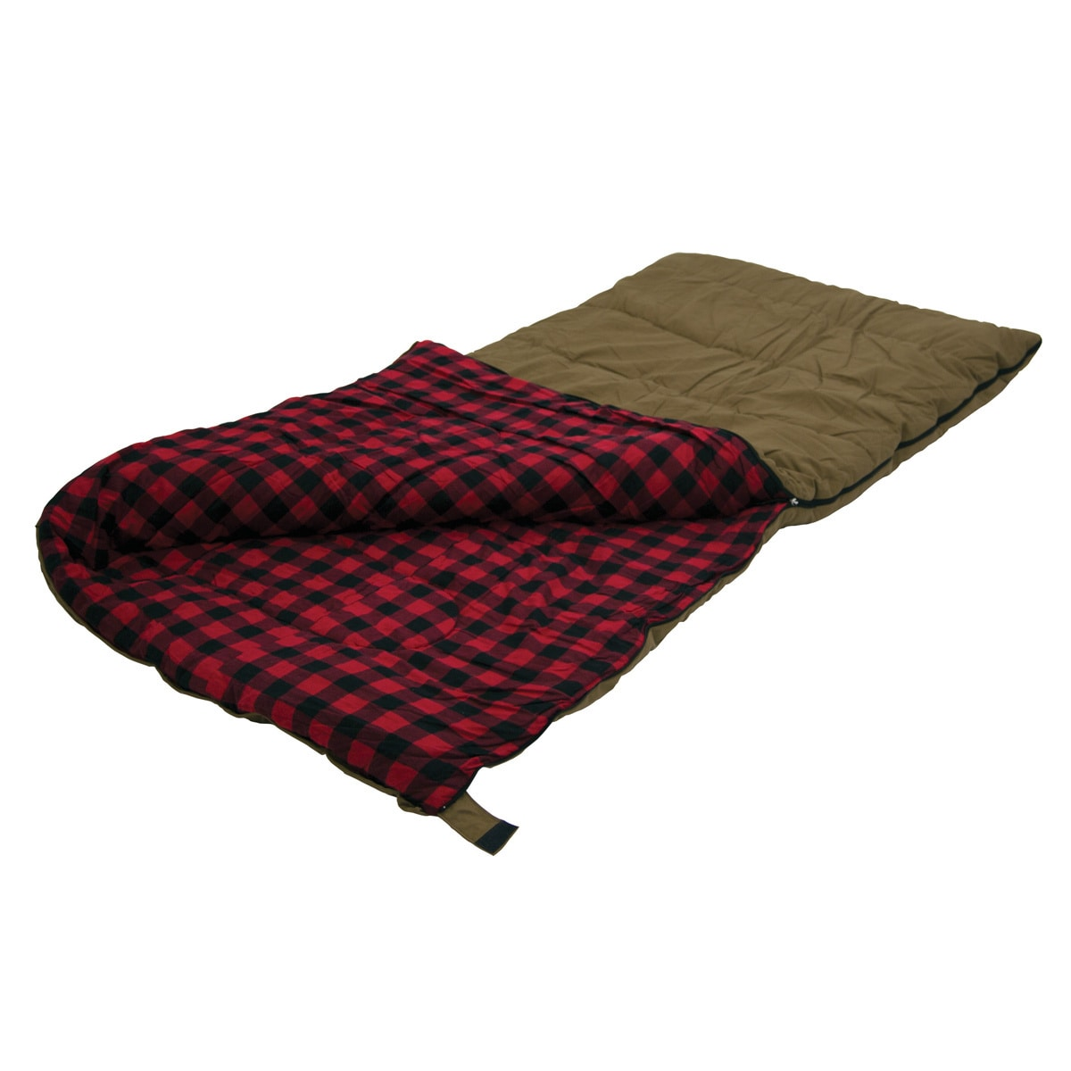"Stansport Kodiak Canvas 6 lb Sleeping Bag 39"" x 81"" by Stansport"