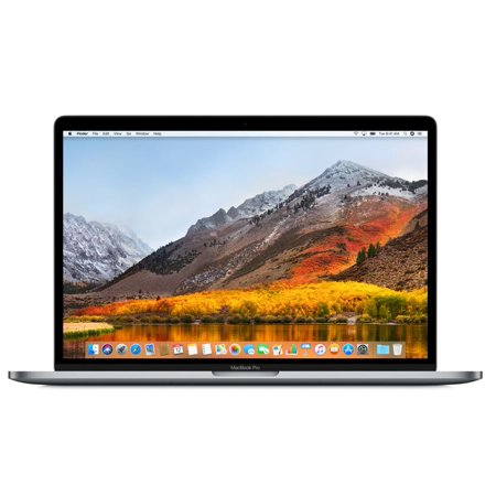 15-inch MacBook Pro with Touch Bar: 2.2GHz 6-core 8th-generation Intel Core i7 processor, 256GB - Space