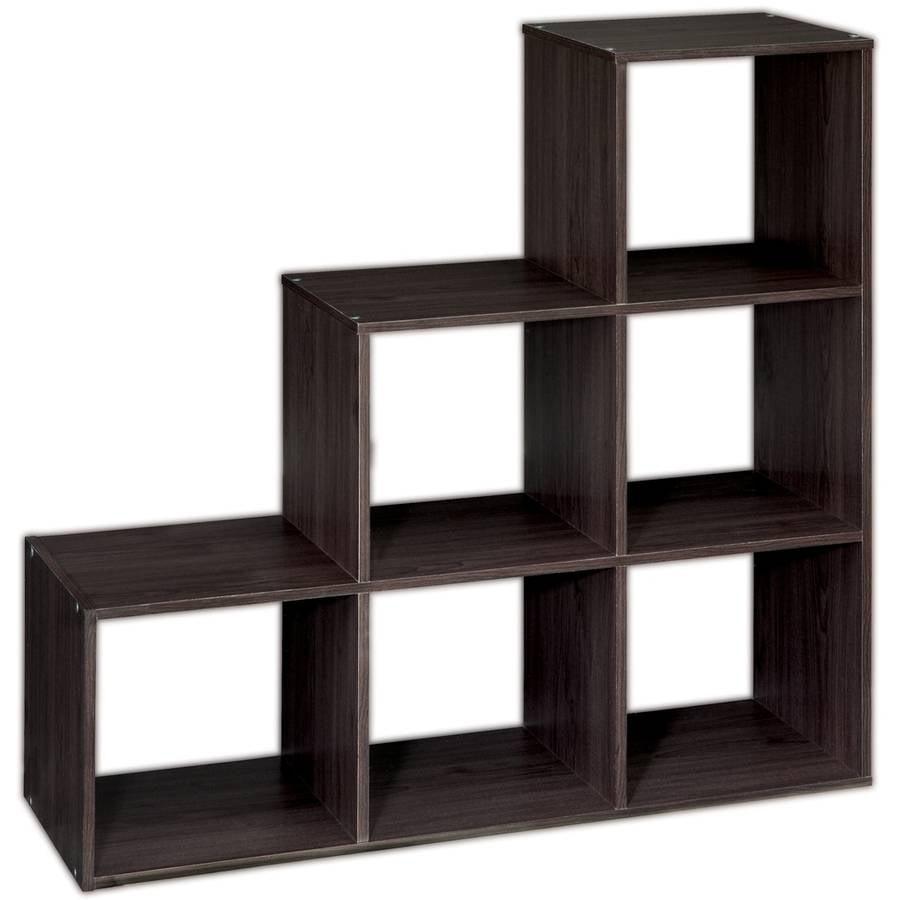ClosetMaid 3-2-1 Cube Organizer, Espresso