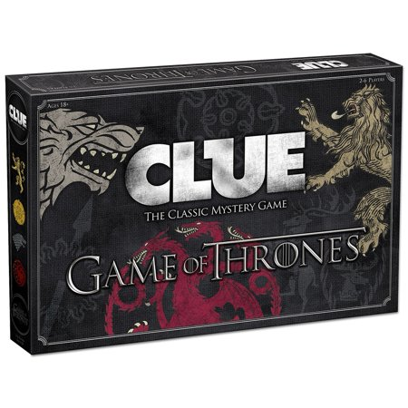 Game Of Thrones Clue