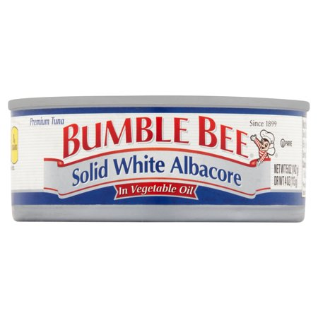 Bumble Bee Solid White Albacore Tuna, Multiple Options Available