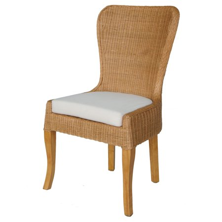Sophie Rattan Dining Chair,Set of 2 ()