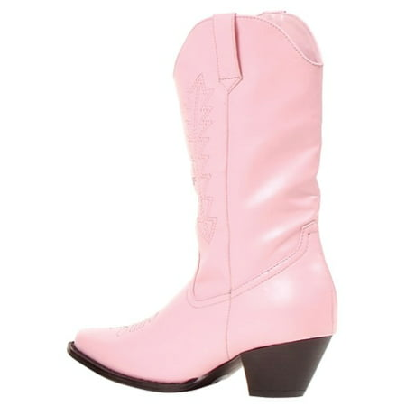 Girls Pink Cowgirl Boots - Girl Cowgirl Boots