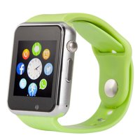 A1 Pink Bluetooth Smart Wrist Watch Phone mate for Android Samsung HTC LG Touch Screen with Camera Amazingforless