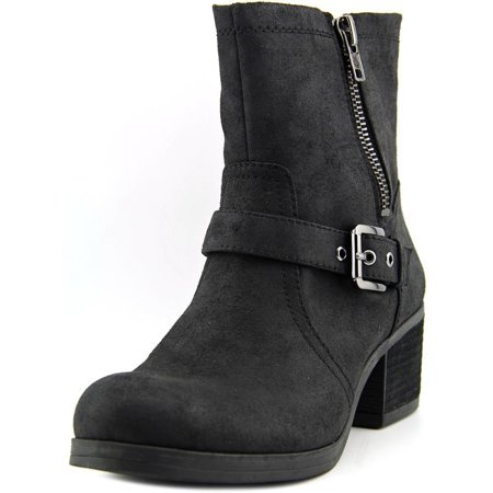 Carlos by Carlos Santana Rolla Round Toe Synthetic Ankle Boot