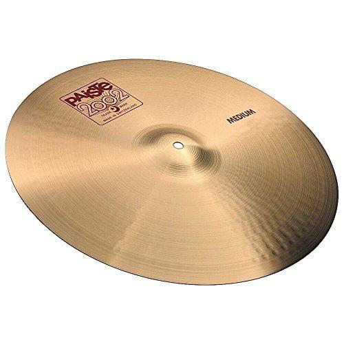 "16"" Paiste 2002 Series Power Crash Cymbal 1063016 by Paiste"