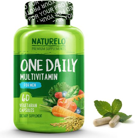 One Daily Multivitamin for Men - 60 Capsules | 2 Month Supply