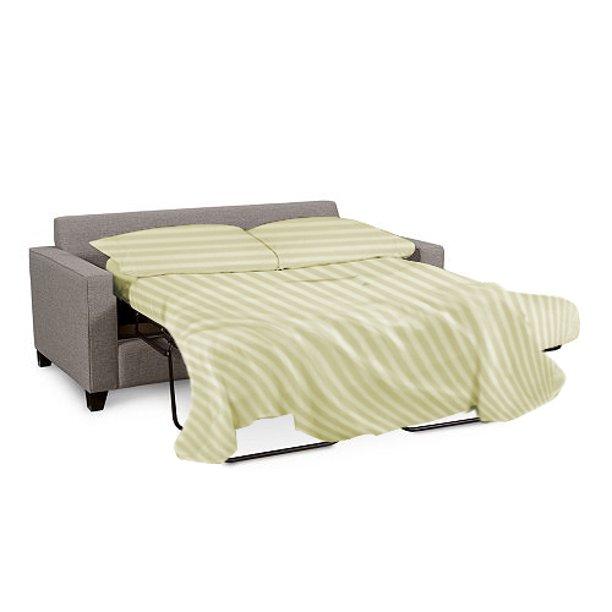 Pcs Sofa Bed Sheet Set Stripe, Sofa Bed Sheets Queen