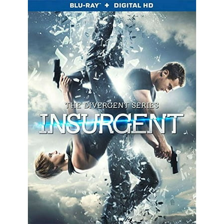The Divergent Series  Insurgent  Blu Ray