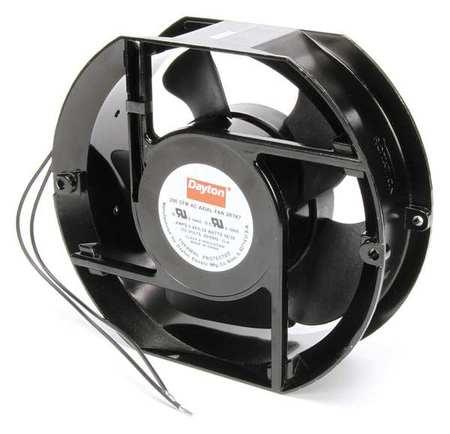 DAYTON Axial Fan,115VAC,6-3/4In H,5-15/16In W 2RTK7