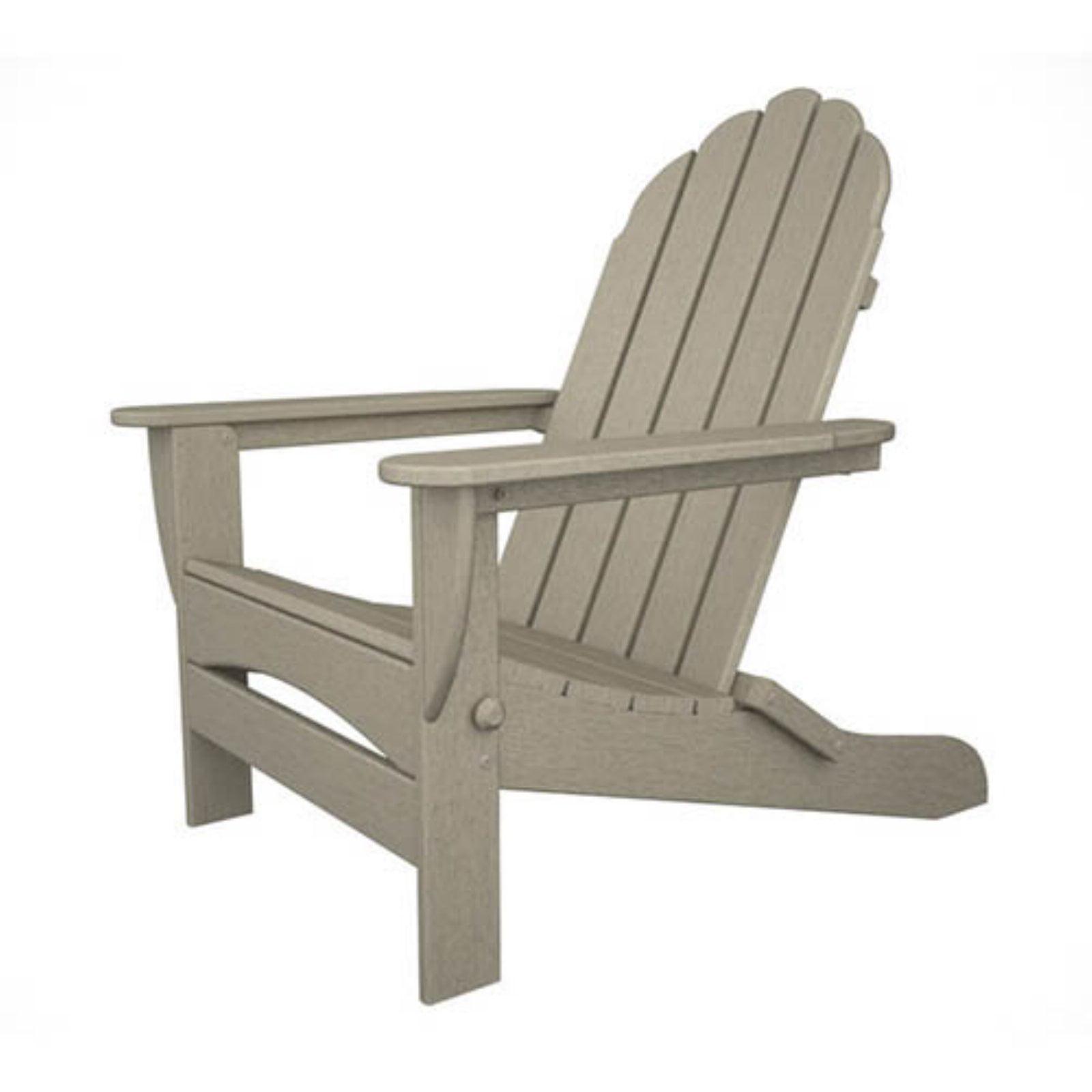 POLYWOOD® Classic Oversized Curveback Adirondack Chair