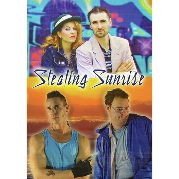 Stealing Sunrise (DVD)