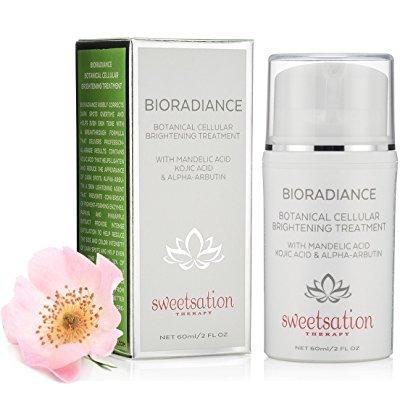 bioradiance botanical cellular brightening treatment with...