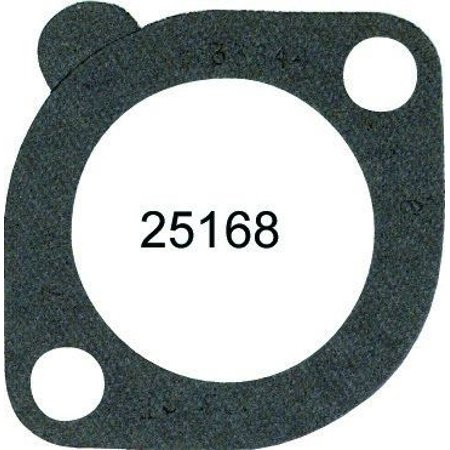 OE Replacement for 1992-1993 Dodge Shadow Engine Coolant Thermostat Housing Gasket (ES / High Line) Dodge Shadow Standard Vehicle